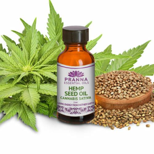Hemp Seed Oil